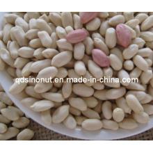 Cereales de cacahuete blanqueados