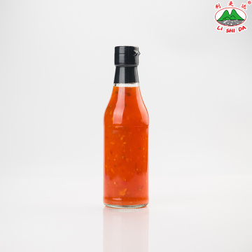 250ml Glasflasche Thai Sweet Chilli Sauce OEM