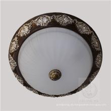 Nueva lámpara de techo de resina de iluminación de diseño (SL92653-3)