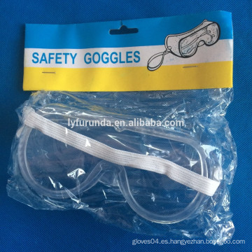 Gafas de seguridad / gafas de seguridad transparentes CE