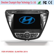 Car DVD Player for Elantra 2014