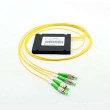 Оптоволоконный сплиттер FBT 1 * 3 с ABS-боксом
