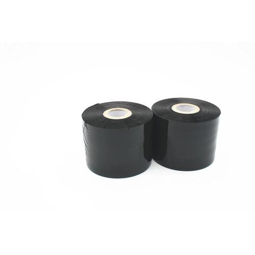 Black PE Plastic Wire Stretch Film