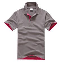 New design Men's POLO T-shirt Customized cotton plain polo t-shirt