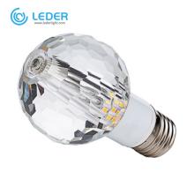 LEDER 5W Crystal Light Bulb Lamp
