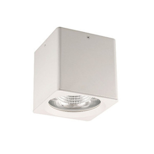 Square Aluminum 9W LED Downlight