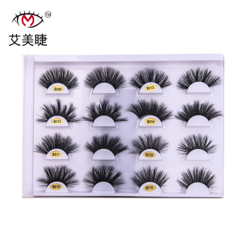 Private Label Kustom Korea Mink False Lashes
