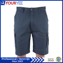 8 Pockets Relaxed Fit Work Cargo Shorts Pants (YGK115)
