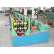 Máquina para fabricação de guarda-corpo de duas ondas de aço galvanizado para serviços pesados