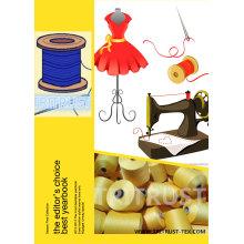 Polyester-Nähgarn (alle Farben in allen Farben)