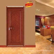 Popular design iraq wooden door E-S020