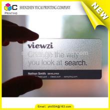 Silk screen embossing visiting card maker