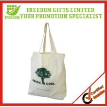 High Quality Promotional Organic Cotton Shopping Bag