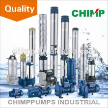 6SP 3.0KW 4.0HP S.S agricultural irrigation three phase High performance deep well electric submersible pump