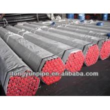 Astm a106 / a53 gr.b sch40 / sch80 nahtloses Stahlrohr