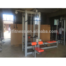 Equipamento de fitness comercial / Ginásio Integrado 4-station Trainer / Mulit Jungle (4 stack)