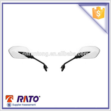 Original supplier universal motorbike steel side smart rearview mirror in China