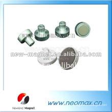 Высококачественный постоянный магнит горшка / редкоземельный магнит горшка для продажи