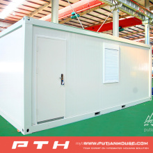 China Low Cost Container House as Prefabricated Living Building