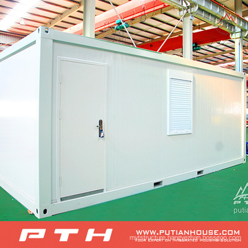Modular Container House for Prefabricated Temporary Living Home