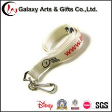 Логотип печатных нейлона ремень с поворотным крюк