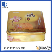 Cheese Cake Packing Box Design