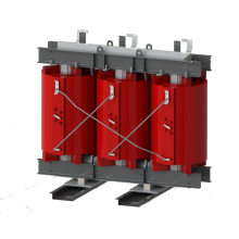 Transformateur de distribution de type sec 50kVA 11kV