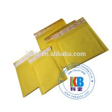 Sacs de courrier blancs personnalisés enveloppé enveloppe poly mailer bulle