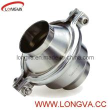 Сварной обратный клапан из нержавеющей стали