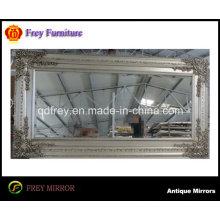 New Design Wooden Frame Mirror for Hotel