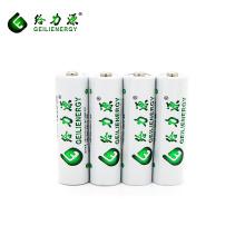 Geilienergy Brand 1.2V batería 2550mAh nimh aa baterías recargables