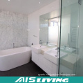 White Laquer Wall Hung Bathroom Cabinets for House (AIS-B021)
