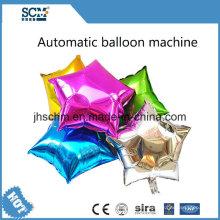 Máquina automática de globos computarizada