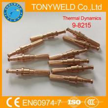 Découpe de la torche consommable dynamique thermique 9-8215 électrode de coupe