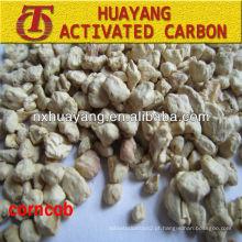 46 # Grão de moinho de milho de pulverização de materiais botânicos