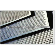lowest price stainless steel shape hole punch/perforated mesh(factory) with high quality