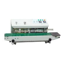 Seladores da faixa da classe ndustrial DBF-900W máquinas da selagem da película