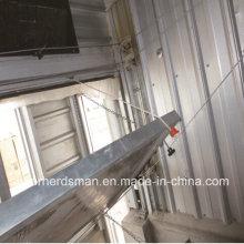 Équipement de ferme de volaille de porte de panneau