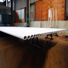 Tubo de aleación a base de níquel resistente a la corrosión