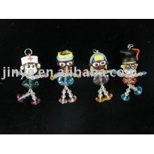 Mode Kristall Polymer Clay Bead Spielzeug