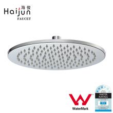 Haijun 2017 China Shopping Luxury Watermaker Saving Round Shower Head