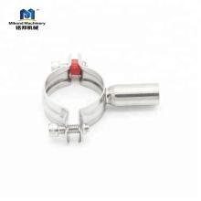 Heißer verkauf Brand New Durable Einfach Zu Bedienen Edelstahl Sanitär Rohrhalter im verkauf