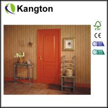 Puerta interior moldeada HDF económica (puerta moldeada HDF)
