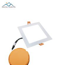 Заводская цена 4x4 энергосберегающие тонкие квадратные светодиодные панели 9 Вт 15 Вт