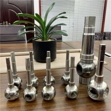 Sphères de valve avec tige