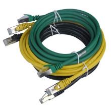 Сетевой патч-корд Cat7 SFTP для использования вне помещений