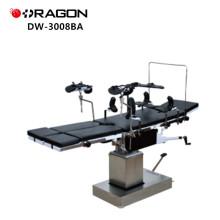 DW-3008BA Table d'opération d'ophtalmologie hydraulique manuelle