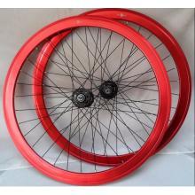 700 C Handmade Wheelsets with Bearings Hubs