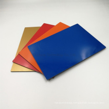 0.12mm-0.5mm Aluminum Composite Panel for Advertisng Board