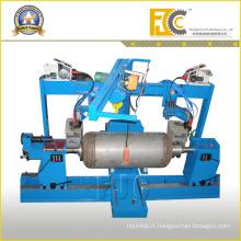 Machine de soudure circulaire pour l'eau chaude solaire électrique en acier inoxydable
